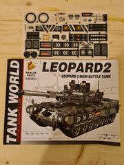 Panzer Truck Klemmbausteine