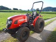 Traktor Branson Schmalspurtraktor Kommunaltraktor Neu