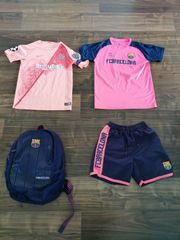Fc Barcelona Set Trikot