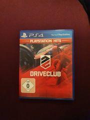Playstation 4 Videospiel Driveclub