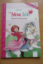 Buch Hexe Lilli wird Prinzessin