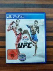 PS4 Spiel UFC