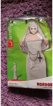 Halloween Gothic nun Gothic Nonne