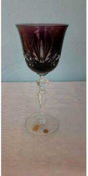 Kristallglas violett Nachtmann Weihnachtsgeschenk 1738