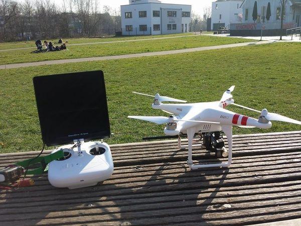 DJI Phantom 2 RTF Quadrocopter