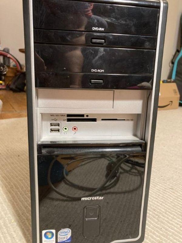 Medion PC MT 7 funktionsfähig