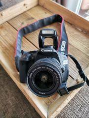 Spiegelreflexkamera Canon Eos 600d