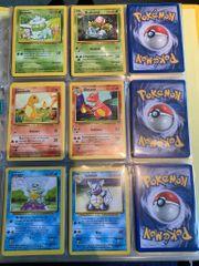 Pokemon Karten 1995-2001