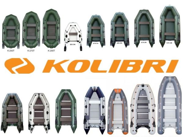 Kolibri Schlauchboot Motorboot Sportboot Ruderboot