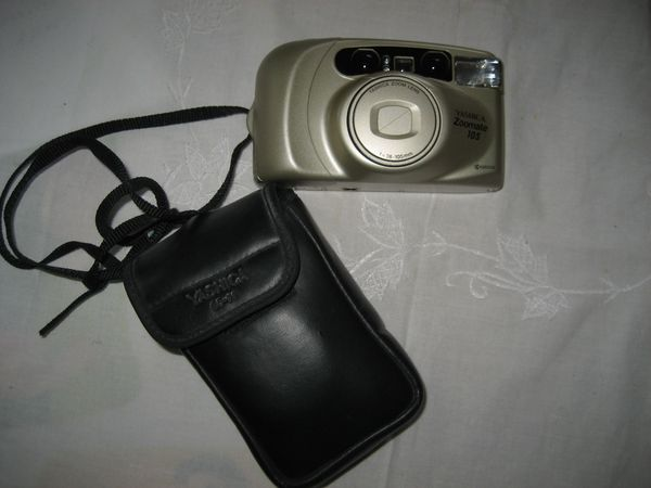Yashica Zoomate 105 Kompaktkamera Kamera