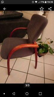 Biedermeier Esszimmer Stühle wie neu