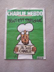 Charlie Hebdo Ausgabe No 1178