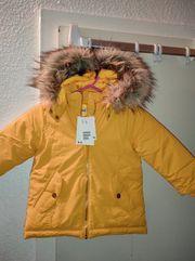 winter jacke grose 98