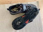 Shimano SPD Damen Fahrrad Schuhe