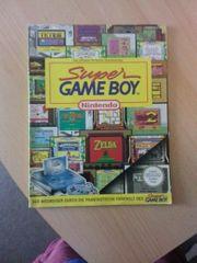 Nintendo Spieleberater Super Game Boy
