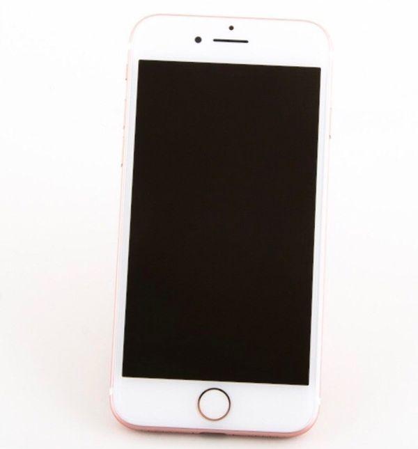 iPhone 7 Plus Rosegold simlock