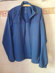 Jungs - Jacke Adidas blau Größe