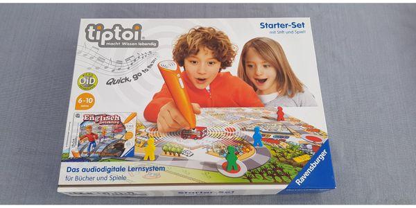 tiptoi Starter-Set englisch quick go