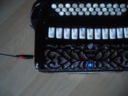Handharmonika Handorgel diatonisches Akkordeon Quetsche