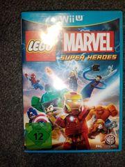 Wii U Lego Marvel super