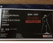 Bon Jovi Konzertkarten München 05