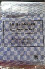 Grubentücher ca 50 x 100