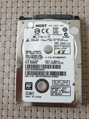 Festplatte 500GB HGST Travelstar Z5K500