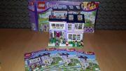 Lego Friends Emmas Familienhaus 41095
