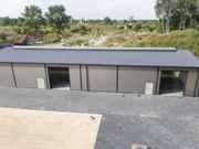 Stahlhalle 504m2 Isolierte Warenhaus 14x36x4