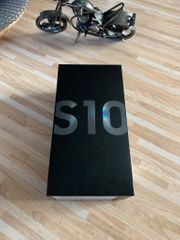 Samsung Galaxy S10 Schwarz 128GB
