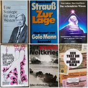 21 Bücher diverser Themen