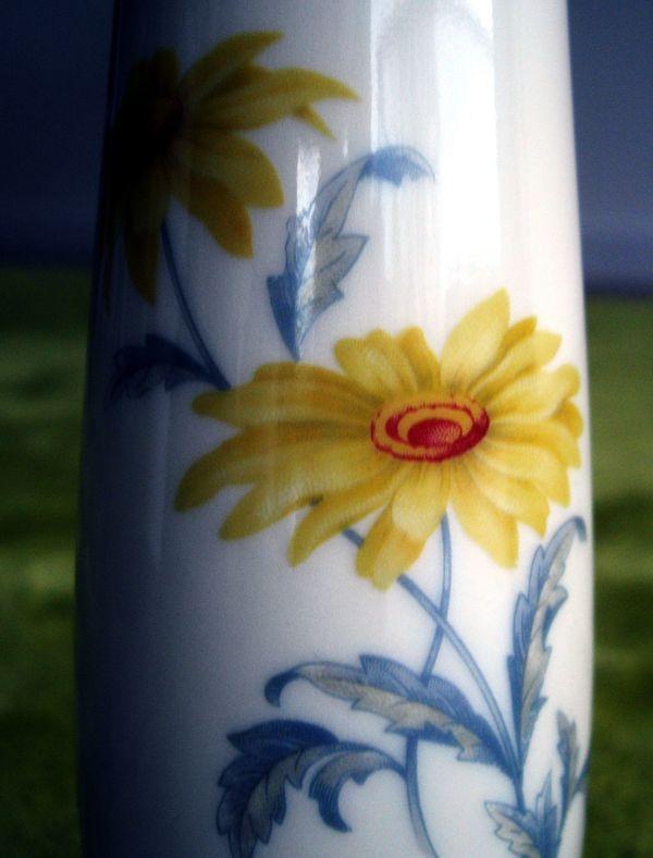 Preisreduziert Art Deco Stil Fürstenberg Vase Nr49562 In Hamburg