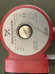 Heizungspumpe Grundfos 20 15 150