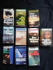 10 Konsalik Bücher