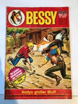 Bessy Comics: Kleinanzeigen aus Tamm Hohenstange - Rubrik Comics, Science fiction, Fantasy, Abenteuer, Krimis, Western