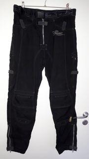 Herren Motorrad Enduro Textilhose Pharao