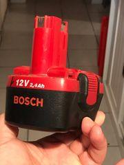 Bosch Accu 12V 2 4Ah