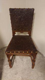 Stuhl antik alt