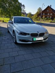 BMW 318d Automatik