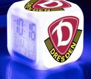 Dynamo Dresden LED Digital Uhr