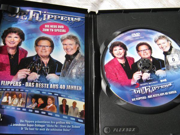 Dvd Die Flippers Das Beste Aus 40 Jahren In Ney Cds