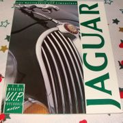 Jaguar Magazin mit allen Modellen
