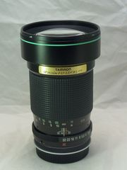 Tamron SP 180mm f2 5