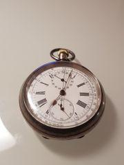 Taschenuhr Taschenchronograph- Lepine