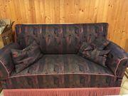 Nostalgie Sofa sucht neues Zuhause