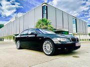 BMW 750i Luxuslimousine Finanzierung ab