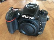 Nikon D750 Vollformatkamera Gehäuse Body