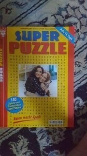 Super Puzzle Rätselheft