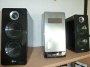 LG Micro HiFI Stereoanlage