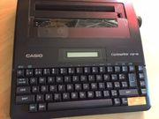 Casiowriter CW-16 elektrische Schreibmaschine
